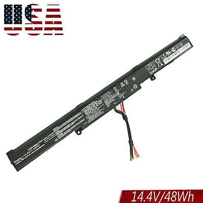 New Battery A41N1611 A41LP4Q For ASUS ROG STRIX GL753V GL752VW 14.8V 48Wh - $20.55