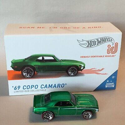 Hot Wheels ID Car '69 COPO Camaro 2020 Series 2 Limited Production