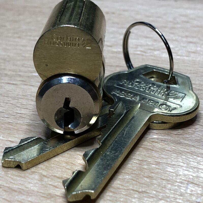 CORBIN RUSSWIN 6-Pin LFIC w/ Operating & Control Keys + Spool Pins - Locksport
