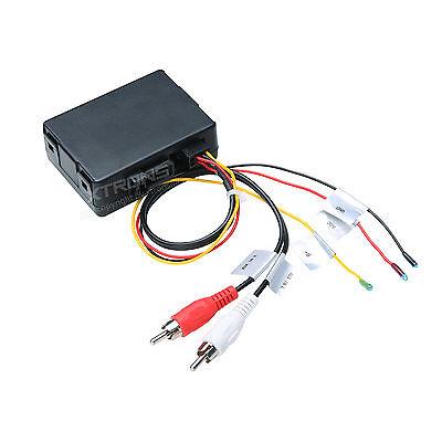 MOST Lichtleiter Soundsystem-Adapter Audio für Mercedes Benz CLS/SLK/E/SL/CLK
