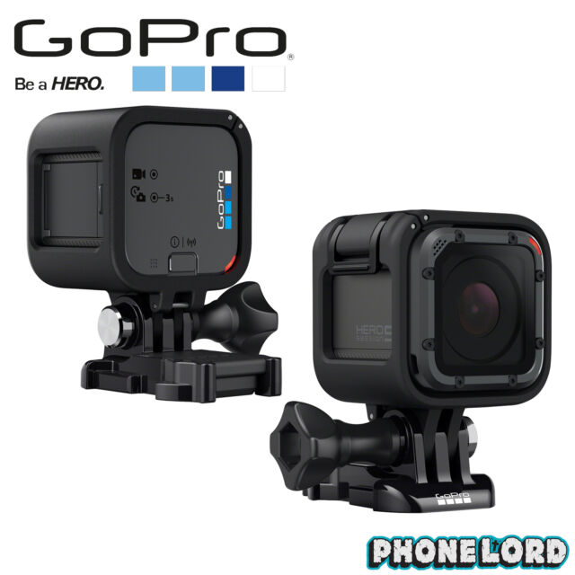 Genuine GoPro HERO5 HERO 5 Session Action Video Camera / WARRANTY / FREE POST