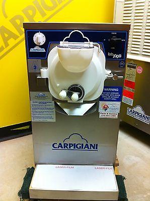 Refurbished Carpigiani Lb100 B Batch Freezer Gelato Ice Cream Restaurant