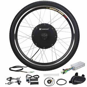 1000W Electric E Bike Conversion Kit 26
