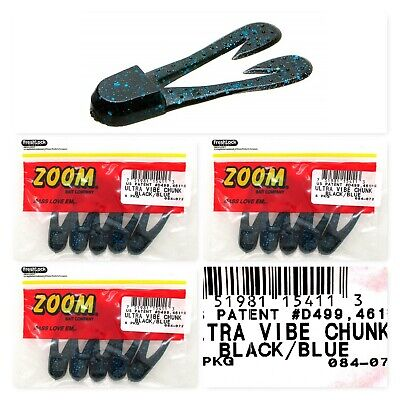 (3) Unopened Packs Bags Zoom 3