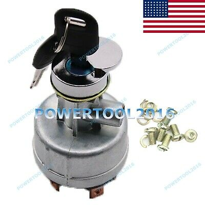 7y-3918 7y3918 Ignition Switch 6 Lines For Cat Caterpillar E70b 307c 318bl Usa