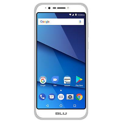 BLU Studio Inspection XL S790Q 16GB Unlocked GSM Dual-SIM Android Phone - Silver