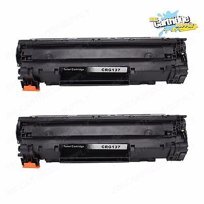 2PK CRG 137 9435B001 Toner Cartridge for Canon ImageClass MF212w MF216n MF227dw