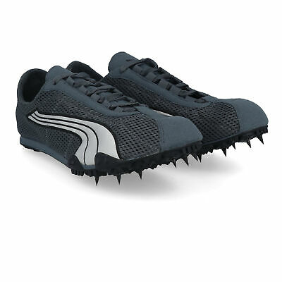 Puma Mens evoSpeed Harambee Running Spikes Traction Grey Sports Breathable