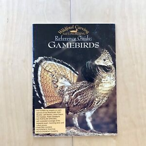 Game birds: Reference Guide/ art reference