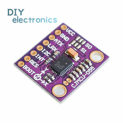 I2cspi Bno055 Gy-955 9 Dof 9 Axis Ahrs Filter Sensor Gyroscope Modulen Us