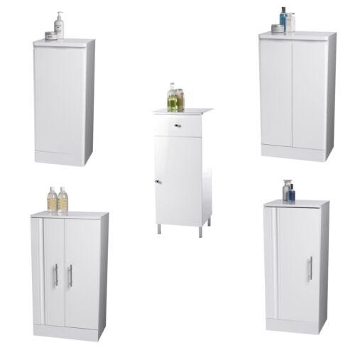 Bathroom Cabinets High Gloss Finish