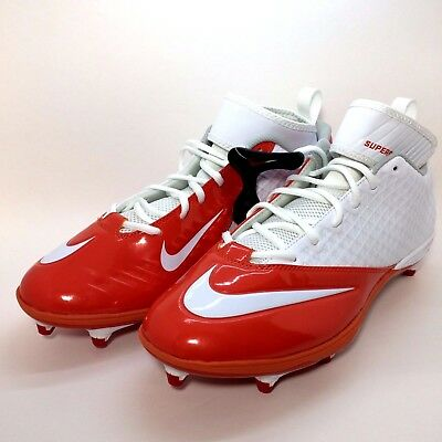 new style 45a43 35733 ... new nike lunar superbad pro d football cleats style 511328 116 size 13  ...