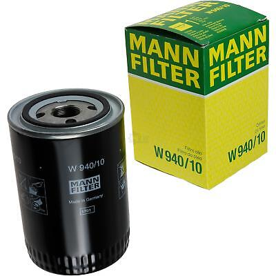 Original MANN-FILTER Ölfilter Oelfilter W 940/10 Oil Filter