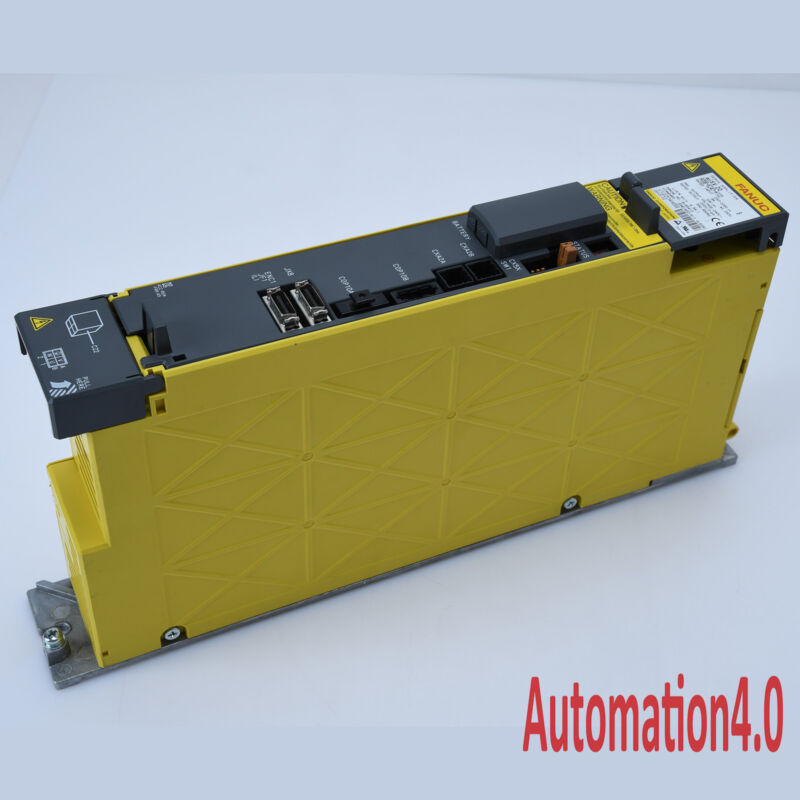 1pc Used Fanuc Servo Amplifier A06b-6240-h103 Tested It In Good Condition