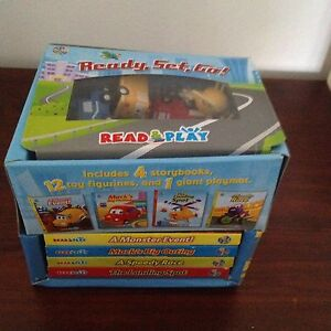 Ready Set Go Read and Play - Children's Playset Bexley Rockdale Area Preview