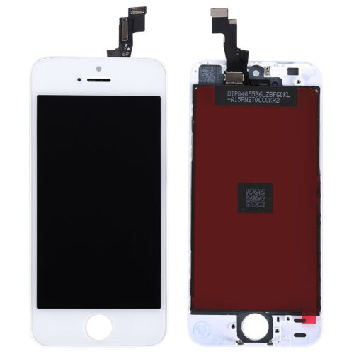 LCD Display Assembly Touch Screen Digitizer Glass Replacement For iPhone 5S