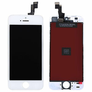 For-iPhone-5S-Replacement-LCD-Digitizer-Front-Screen-Assembly-Panel-White