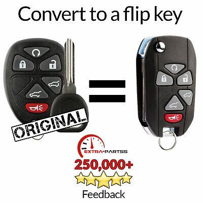 For 2009 2010 2011 2012 2013 2014 2015 Chevrolet Traverse Remote Flip Key Fob
