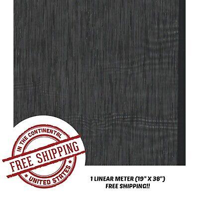 Hydrographic Film Water Transfer Hydro Dipping Dip Film 1m Dark Grey Wood Grain