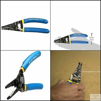 Klein Tools 11055 Wire Cutter Solid Wire Wire Cutter And Wire Stripper Stranded