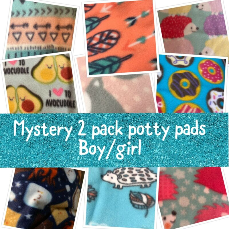 """Guinea Pig Potty Pads 