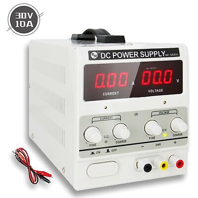 Romech 30v 10a Dc Power Supply Variable - Adjustable Switching Dc Regulated
