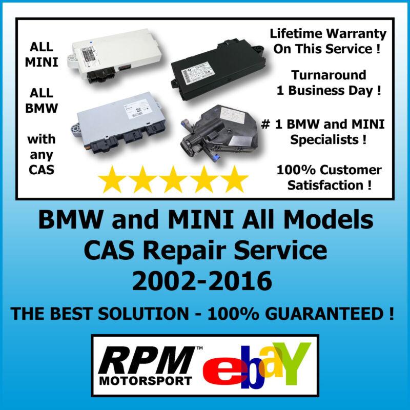 BMW MINI CAS Repair Service / All Years / All Models /// RPM Motorsport