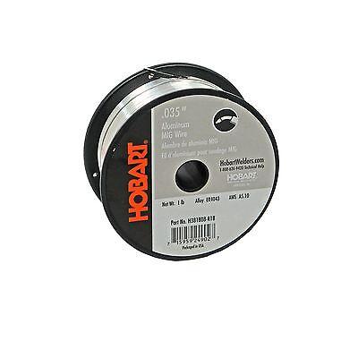 Hobart Er 4043 Aluminum Mig Wire .035 X 1 Lb Spool