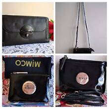 Authentic MImco Small Pouch, Travel Wallet, Crossbody Bag Hornsby Hornsby Area Preview