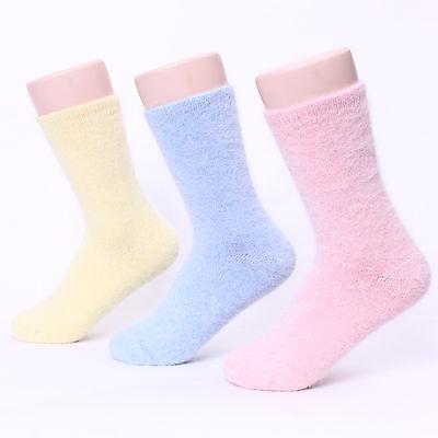 Angora Damenmode Warme Socken