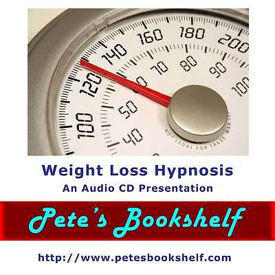 Weight Loss Hypnosis NLP - Audio CD