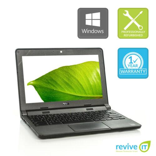 """Dell Chromebook 11 3120 11.6"""" Celeron N2840 2.16GHz 4GB RAM 16GB SSD Grade C"""