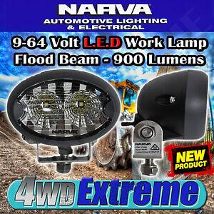 NARVA 72446 NEW LED WORKLIGHT WORK LIGHT FLOOD BEAM 9-64V WATERPROOF SPREADD