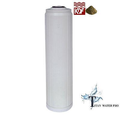 Gac Filter Cartridge (BIG BLUE WATER FILTER CARTRIDGE KDF85/GAC 4.5