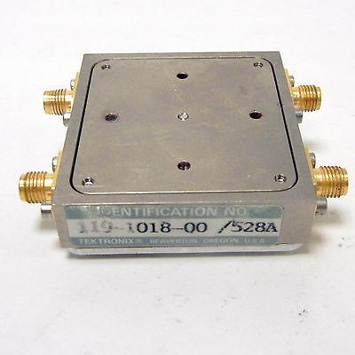 Tektronix 119-1018-00 528a Directional Filter Assembly 494 492 Spectrum Analyzer