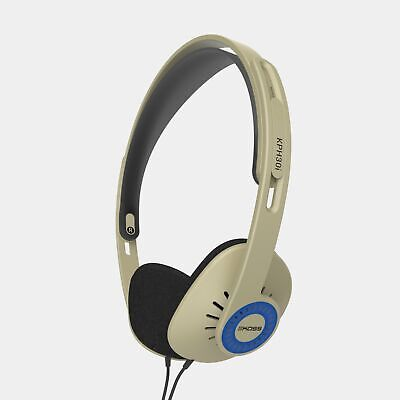 Koss KPH30i Rhythm Beige On-Ear Headphones
