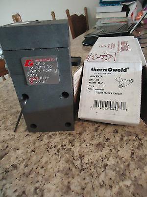 Thermoweld M-3349 Cart 115 Weld Type Cb-5 New