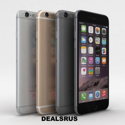 iPhone 6 - (GSM UNLOCKED T-Mobile ATT MetroPCS) | 16GB 64GB 128GB