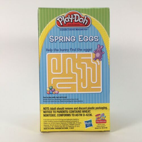 Play-Doh Modeling Compound Spring Eggs - 10 Count Hasbro Treat Without The Sweet - $12.99