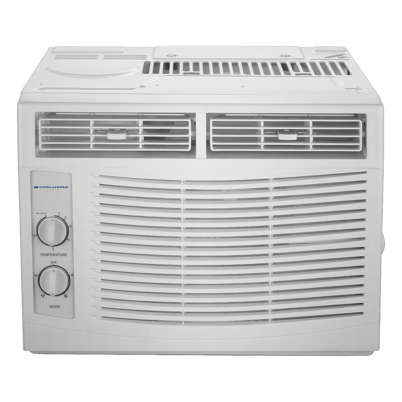 Bedroom Window AC Unit Air Conditioner 5000 Mini Compact 115