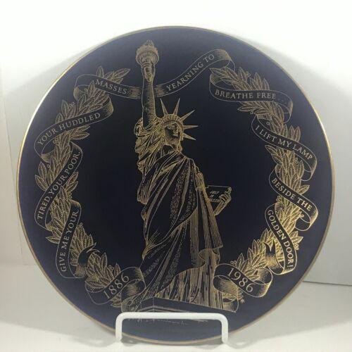 Collectors Plate Jeffery Matthews Statue of Liberty Fleetwood Collection