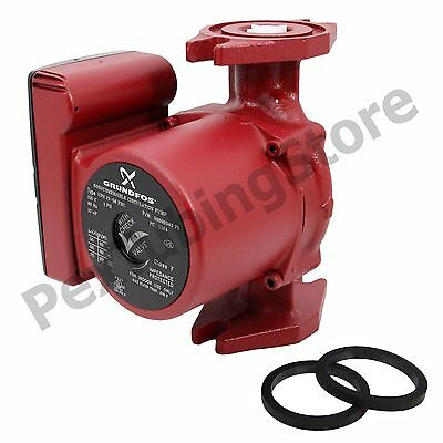 Grundfos UPS15-58FRC 3-Spd Circulator Pump,IFC 59896343