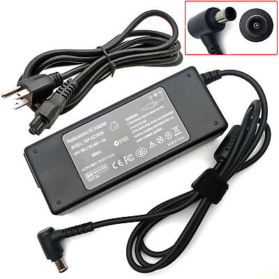 AC Adapter Charger for Sony VAIO VGP-AC19V10 VGP-AC19V11 19.5V 4.7A Laptop for sale  Shipping to India