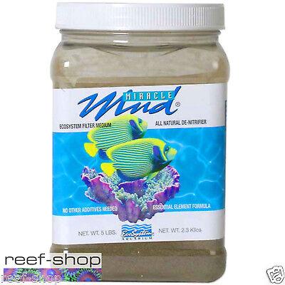 Miracle Mud EcoSystem Aquarium Substrate 5 lb Jar FREE USA SHIPPING
