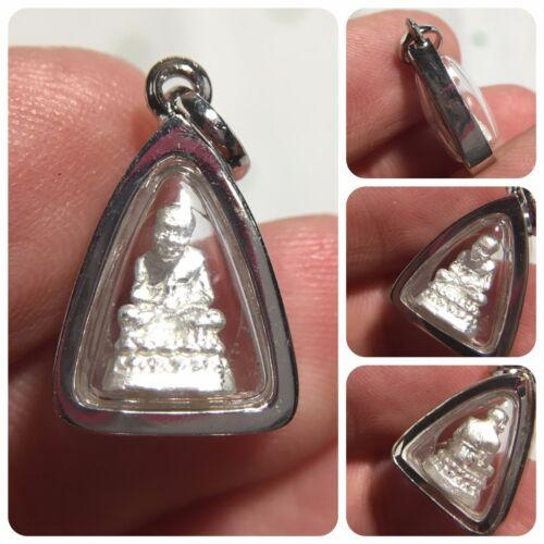 High Quality Lp Thuad Wat Changhai Thai Buddha Amulet Talisman Luck Rich Protect