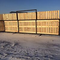 For sale corral panels &more  1 year time to pay