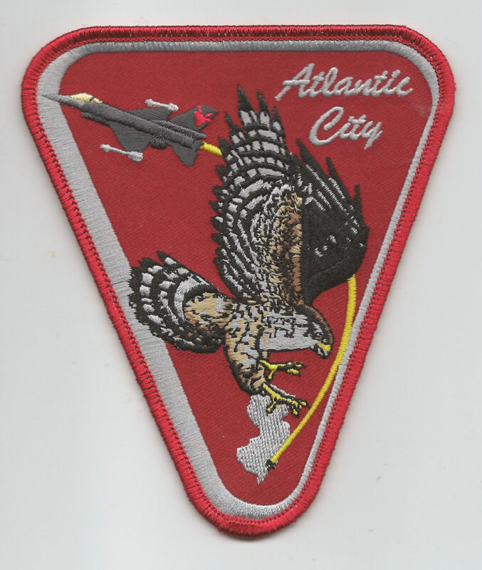 177th FG F-16 #4 patch