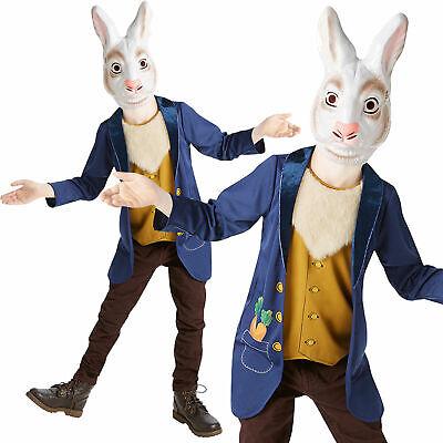 Jungen Herr Weiß Hase Buch Woche Tag Kostüm - Junge Alice Im Wunderland Kostüm