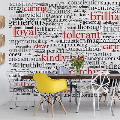 ete Designtapeten Schrift Worte Zitate Sprüche Motivation (Foto Sprüche)