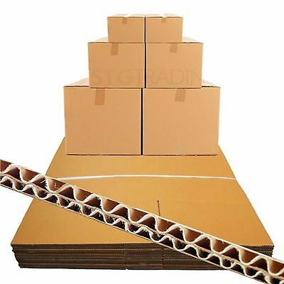 10 DOUBLE WALL MAILING MOVING CARDBOARD BOXES 12x12x12